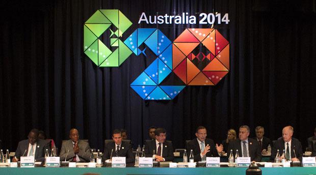 Penny Bradfield/G20 Australia