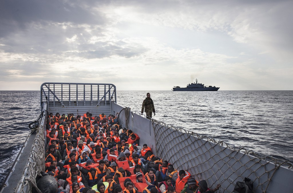 PHOTO: A. D'Amatao/UNHCR.