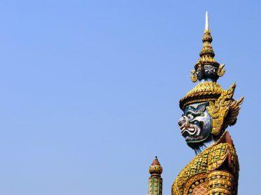 China Statue