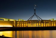 Parliament House Canberra Cropped 2