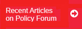 Recent articles on Policy Forum