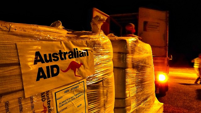 foreign aid pros and cons