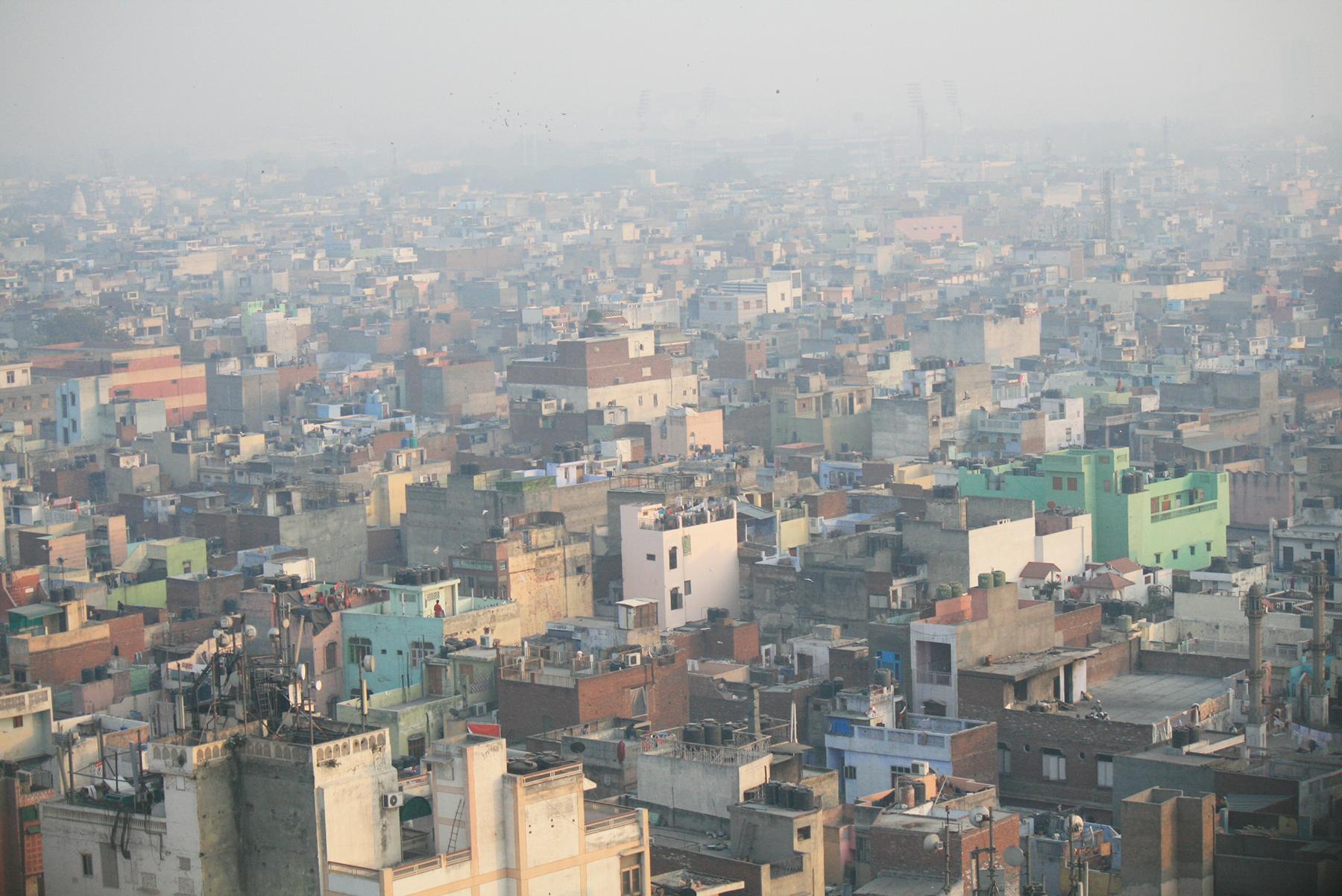 Tackling India's air p...