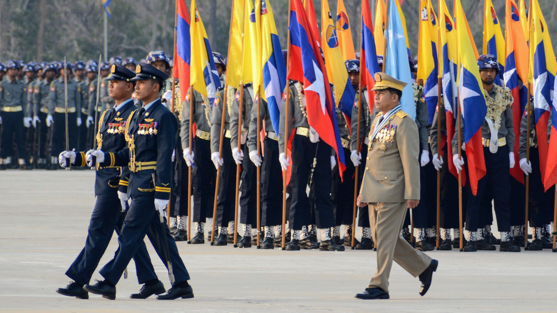 The military still holds all the levers in Myanmar's ...