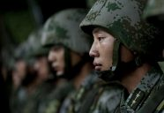 Soldiers of the Chinese People's Liberation